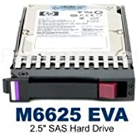 613921-001 Compatible HP 450-GB 6G 10K 2.5 SAS M6625 (2 PACK)