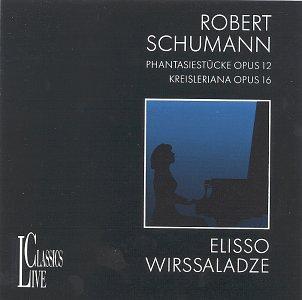 Phantasiestucke Op.12 / Kreisleriana Op.16