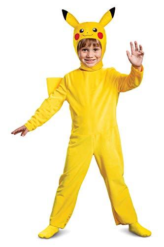 Disguise Pikachu Pokemon Toddler Costume Yellow ()