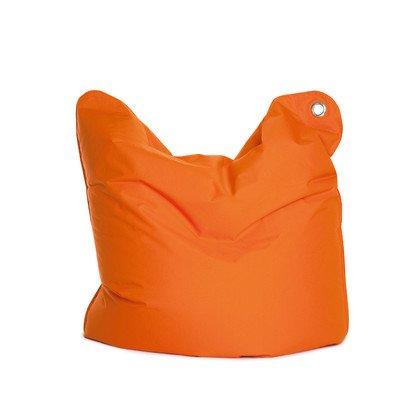 UPC 100033775002, The Bull Medium Bean Bag Lounger Color: Orange