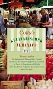 Cotta's Kulinarischer Almanach No. 12: Italien