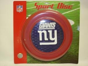 UPC 716298129872, New York Giants Sport Disc NFL Frisbee Dog Toy