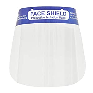 EDT Universal Protective Visor OHP Sheet A4 S...
