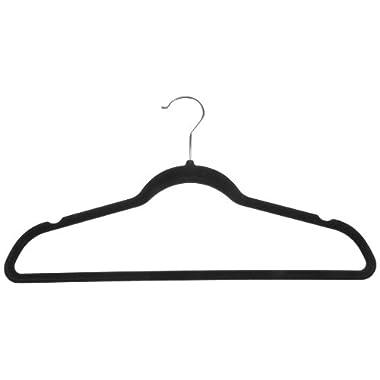 AmazonBasics Velvet Suit Hangers - (Pack of 30)