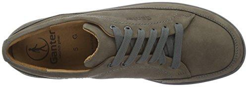 Derby Asphalt 6100 Gris Ganter Zapatos para Weite Gill Mujer G 1gzgqI78