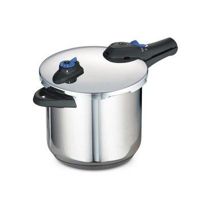 Style Pressure Cooker Size: 8 quarts