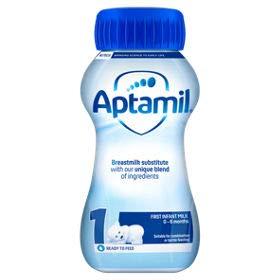 Aptamil First Milk from Birth - 24 x 200ml