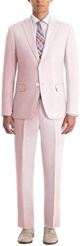 ピンク スーツ メンズ カジュアル セットアップ スーツ 夏 パーティー 二次会 おしゃれ