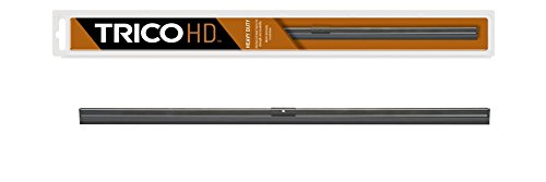 """61 Series Heavy Duty Silver Wiper Blade for Flat Windshields, 22"""" (Pack of 1) - TRICO 61-220"""