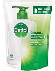 Dettol Anti-Bacterial Hand Wash, Original, Refill, 225 g