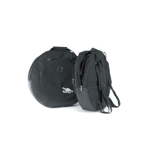 Humes & Berg DS526DIV 22-Inch Drum Seeker Cymbal Bag with (Humes & Berg Cymbals)