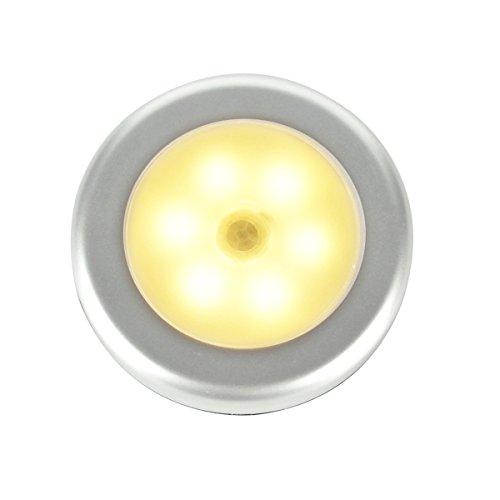 Pir Infrared Motion Detector 6 Led Light Lamp Wireless