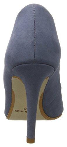 Jeans 1267 BX Ouvert Bleu 2004 Bout Bfloridax Escarpins Blue Femme Bronx 8A7Tf8