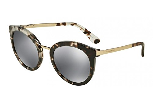 6a0619a65ed760 Dolce   Gabbana Lunettes de soleil pour femme Ecaille DG 4268 28886G 52 22