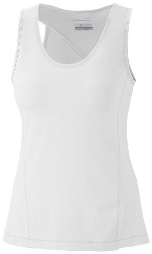 Columbia Tanktop Splendid Summer - Camiseta blanco