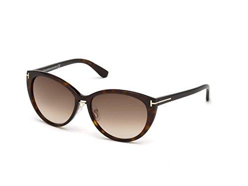 Sunglasses Tom Ford TF 345 FT0345 52F dark havana / gradient -