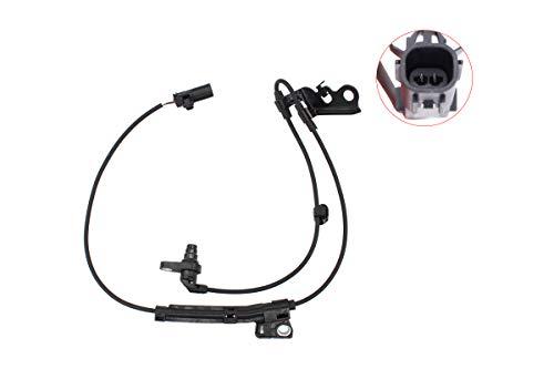 Abs Braking System - NewYall Front Right Passenger Side Anti-lock Braking System ABS Wheel Speed Sensor