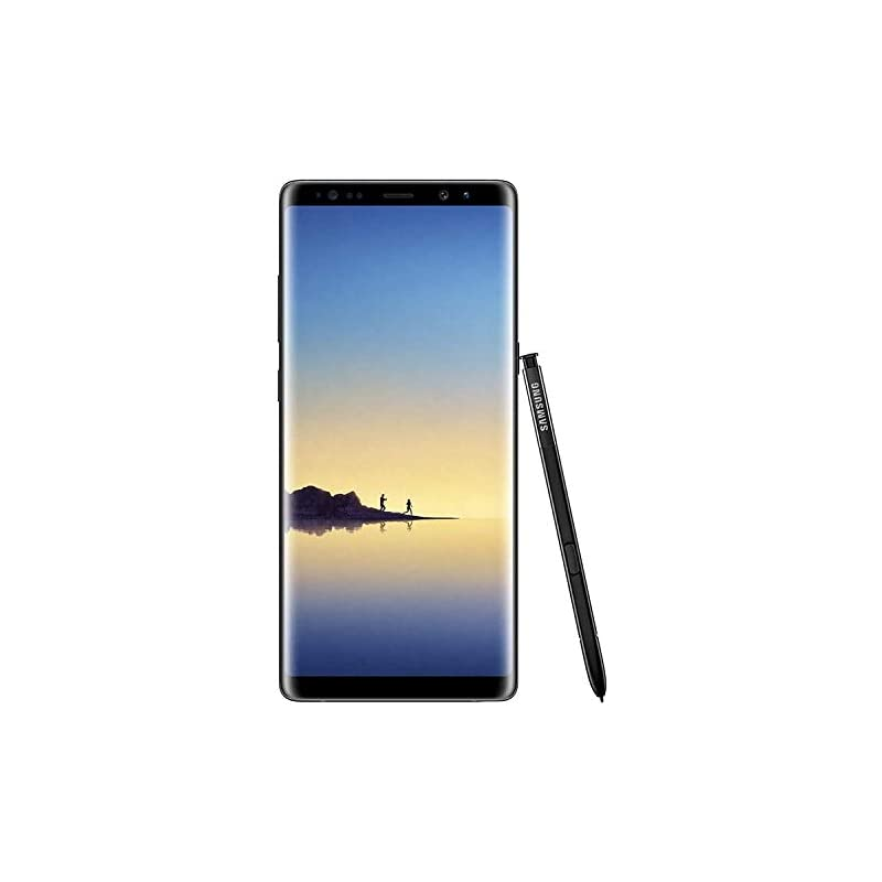 Samsung Galaxy Note 8 (US Version) Factory Unlocked Phone 64GB - Orchid Grey (Certified Refurbished)