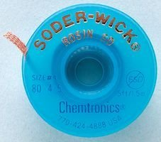 CHEMTRONICS 60-BGA-5 SODER-WICK DESOLDERING BRAID