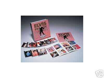 Elvis Presley - Complete Single Collection (Japan 10-Cd Box Set) - Zortam Music