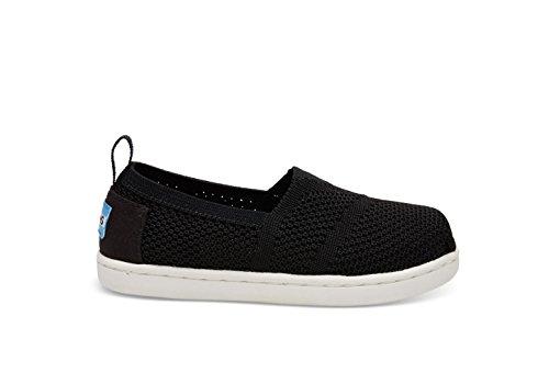TOMS Knit Classics Black Mesh 10009909 Tiny -