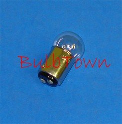 1224 MINIATURE BULB BA15D BASE ()