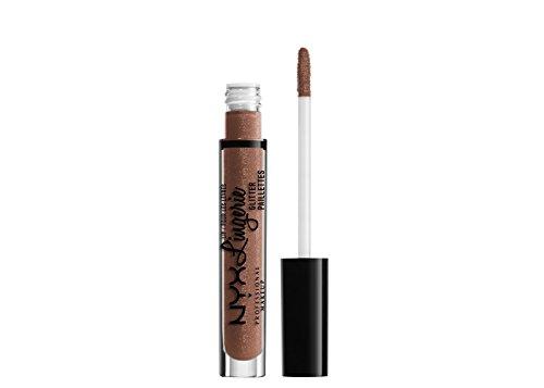 NYX Professional Makeup Lip Lingerie Glitter Sable 0.11 fl o