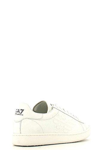 EA7 EMPORIO ARMANI NEW PRIDE LOW - WHITE