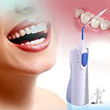 New Arrival Oral Care Oral Irrigator Water Jet Dental Flosser Portable Travelling Teeth Cleaner 2pcs Spray Nozzle