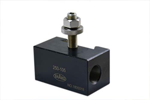 - 13-18 Inch CXA Quick Change CNC Tool Post 41 Heavy Duty Boring Bar Holder 250-341 202-9416A P