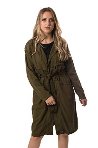 Casaco Denuncia Trend Coat Verde Militar P