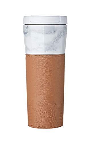 해외 한정 스타벅스 스테인레스 텀블러 스타벅스 Starbucks Marble White Opera Stainless Steel Tumbler 473ml