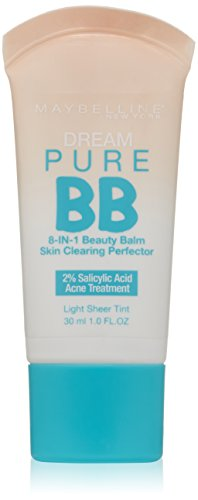 Maybelline New York Dream Pure BB Cream Skin Clearing Perfec