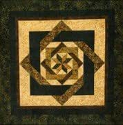 Labyrinth Quilt Pattern Makes 4 Different Size Quilts