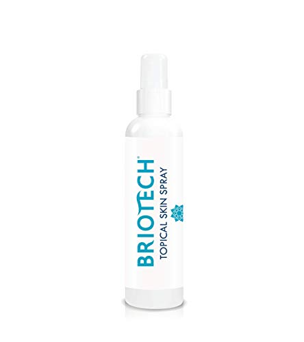 BRIOTECH Topical Skin Spray - All Natural HOCl Cosmetic Skin Care Solution | 4 oz. Size (Home Remedies To Make Your Nose Smaller)