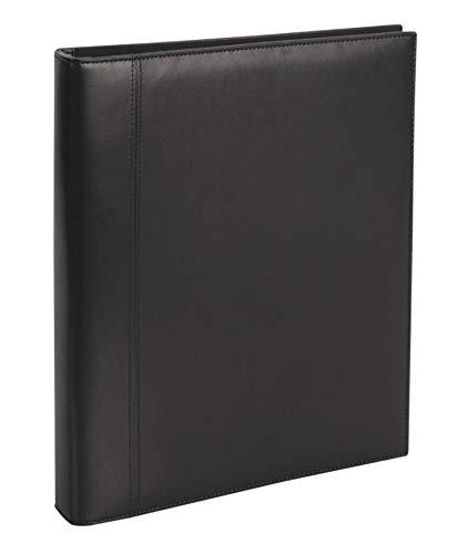 Office Depot Brand Premium Leatherette Presentation Binder, 1