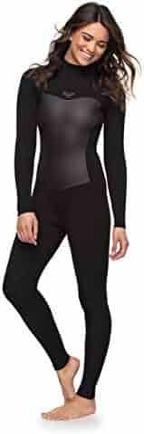 46840b1bdc Roxy Womens 3 2Mm Syncro Series Back Zip GBS Wetsuit Erjw103024