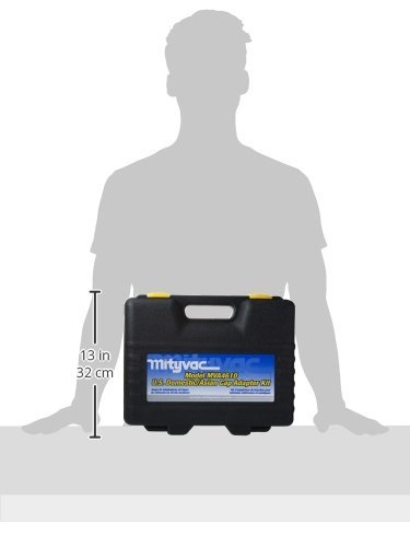 Mityvac MVA4610 US/Asian Cap Adapter Kit by Mityvac (Image #3)