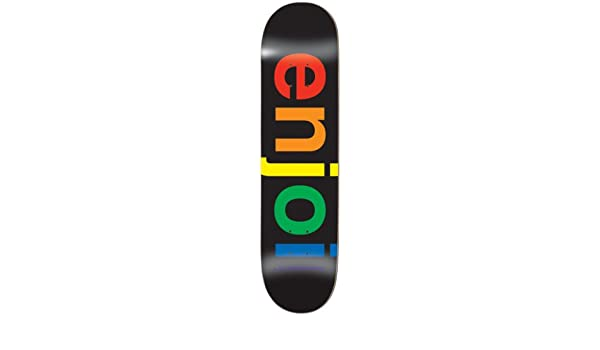 Amazon.com   Enjoi Spectrum Skateboard Deck 6539d0e9add