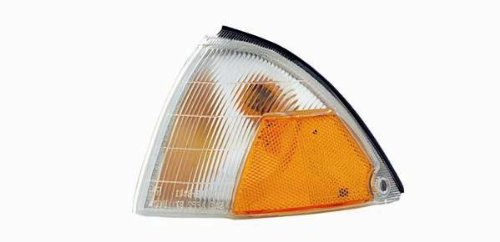 Geo Metro 1992 1994 Geo Metro Park Side Marker Lamp  Clear Amber  Lh  Drivers Side  18 3402 00 1992  1993  1994