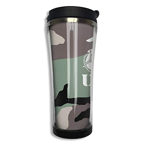 marine corps thermal coffee mug - 4