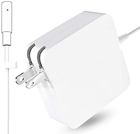 Universal Charger, 60W Power Adapter Magnetic L-Tip Connector Charger for Mac Book and 13-inch Mac Book Pro