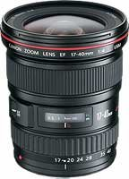 L USM Ultra Wide Angle Zoom Lens for Canon SLR Cameras ()