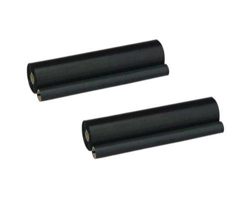(2 packs Panasonic KX-FA53/KX-FA55 Compatible Fax Ribbon KX-FP151, KX-FP152, KX-FP155, KX-FP80, KX-FP81, KX-FP85, KX-FPC165, KX-FPC91, KX-FPC95, KX-FPC96, KX-FPG175, KX-FPG372 - Gorilla Supply)