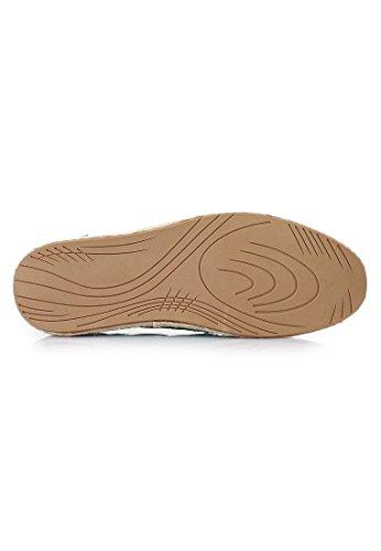 XTI - Zapatillas de Piel para hombre Turquesa Turquesa