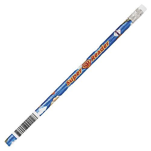 (J.R. Moon Pencil JRM2112B Dozen of Super Reader Pencils, 0.4