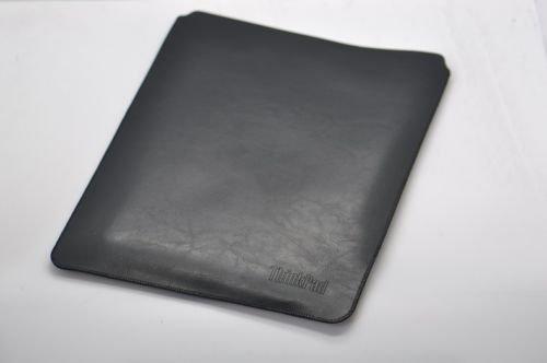 2016 Lenovo ThinkPad Yoga 260 12.5' Laptop Case New Luxury Slim Pouch/Sleeve Cover (Black)