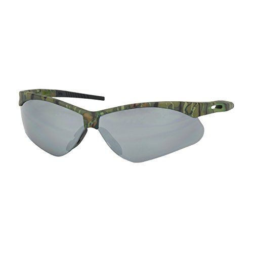 Protective Anser 250-AN-10128 Semi-Rimless Safety Glasses...