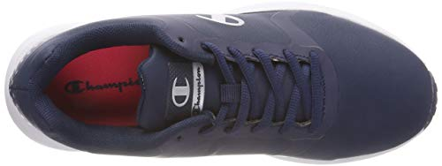 Lyte Pu De Low nny Femme Trail Bleu Chaussures Champion Cut Bs501 Shoe nxgx1T