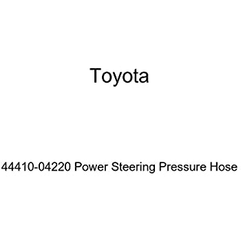 One New Genuine Power Steering Pressure Hose 4441004210 for Toyota Tacoma